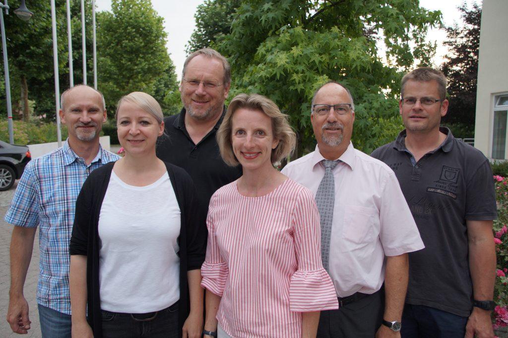 Vorstand des Fördervereins für die Musikschule Obersulm e.V.
